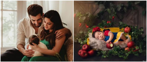 Such A Princess! Jay Bhanushali Finally Shares First Pic Of Daughter Tara On His Birthday