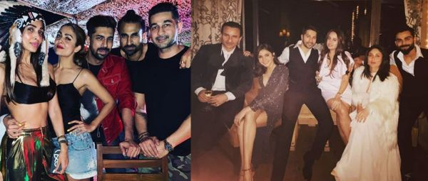 B-Town's NYE Celebrations At Gorgeous Locations Are Giving Us Some Serious Travel Goals