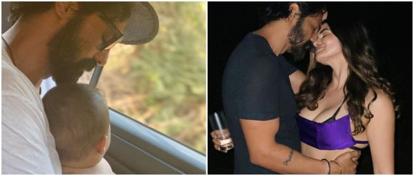Sweet Escape: Arjun Rampal & Gabriella Demetriades Spend NYE In Goa With Son Arik
