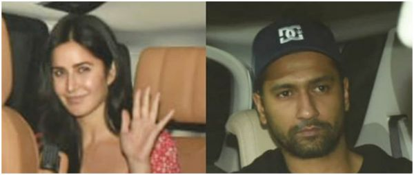 Starting 2020 Together: Vicky Kaushal & Katrina Kaif Spotted On A Dinner Date (Again)