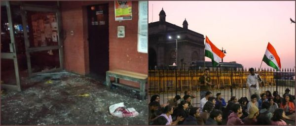 #JNUViolence: Internet Gives First-Hand Accounts Of Brutal Attack On Students & Teachers