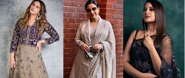Flaunt Your Curves In Style: 22 Fab Sangeet Dresses For Curvy Girls