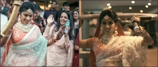From Gymming In Her Wedding Lehenga To Having Her Own Baraat, Desi Bride Redefines Swag