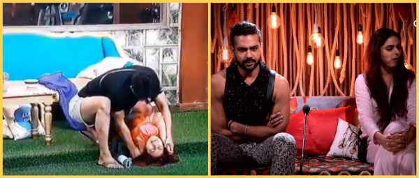 BB 13: Forget #SidNaaz's Mush Moments, Can We Talk About How The Jodi Assaults Each Other?