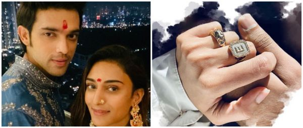 He Put A Ring On It: Erica Fernandes Makes Relationship With Parth Samthaan Official?