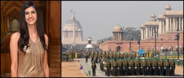 Captain Tania Shergill Is The First Woman Parade Adjutant Ever For Republic Day