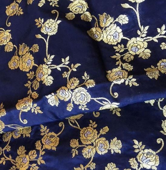 type  of fabric for blouse design