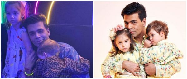 Mera Naam Joker... Oops! Johar: KJo Reveals What His Son Calls Him & We're In Splits