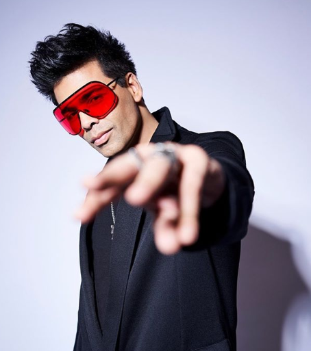 karan johar in his sunglasses