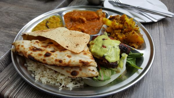 Nutritious Indian food