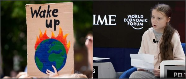 Our House Is Still On Fire: Greta Thunberg Calls Out Global Leaders' Inaction At WEF