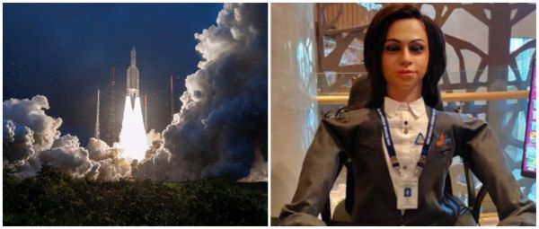 Meet The First She-Humanoid  ISRO Is Sending To Space For The Gaganyaan Mission