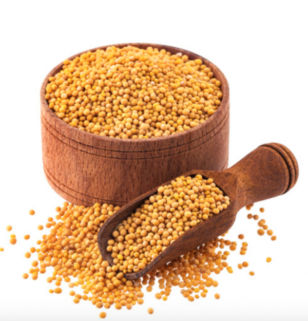Mustard seeds for hair
