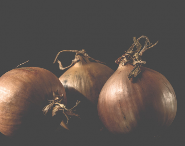 Onions is the cure for baldness