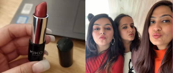 Team POPxo Gives Metallic Lipstick A Try And Here's How It Looks On Different Skin Tones