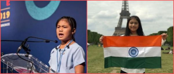 I've My Own Identity: 8 YO Activist From Manipur Doesn't Want To be Called  Greta Of India