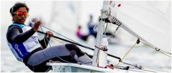 Meet Nethra Kumanan, The First Indian Woman To Win A Medal At The Sailing World Cup