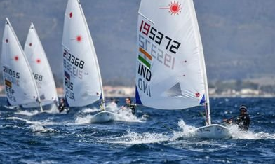 Sailing event at Hempel World Series