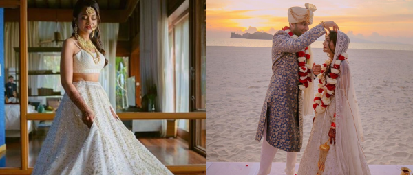 Show This Bride's Stunning Pics To Anyone Who Believes That White At A Shaadi Is Apshagun