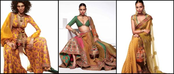 Brides Of 2020, Sabyasachi's New Collection Is Out & Even Your 'Nani' Will Approve Of It!