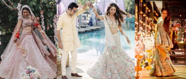 Designer Sonaakshi Raaj Lived All Her Cindrella Moments Through Her Thailand Wedding