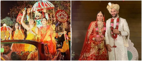 Armaan Jain-Anissa Malhotra Wedding Party Has Arrived & It's A Star-Studded Guest List
