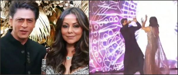 SRK & Gauri's Dance On Sadi Gali Reminds Us Of Our Fave Uncle-Aunty At A Desi Shaadi!