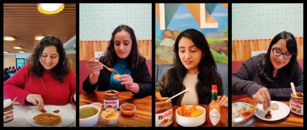 On World Nutella Day, We Tried The Weirdest Food Combinations With The Hazelnut Spread