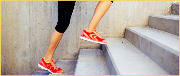 Step It Up: 10-Minute Stairs Workout You Can Do At Your Doorstep