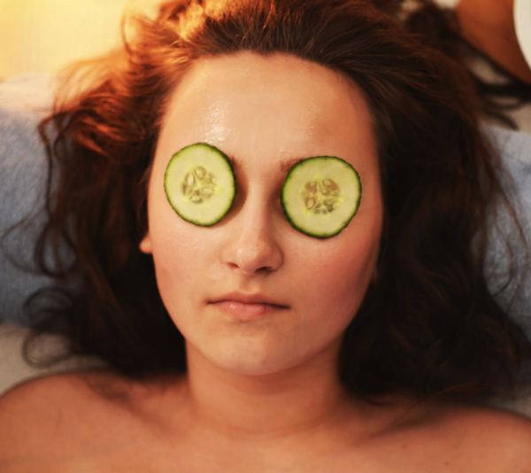 pamper yourself on valentine's day