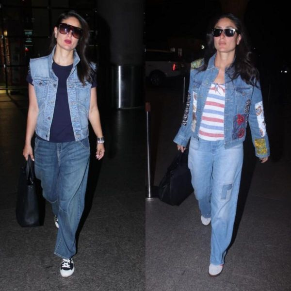 Denim Jackets with Jeans