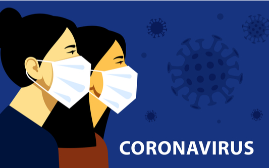 wearing mask is one of the prevention tips from corona virus