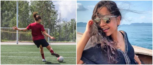 Woman Suffering From PCOD Ditched Dumbbells For Football & It Transformed Her Life
