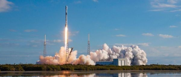 Done With Your Squad's Boring Travel Plans? SpaceX Is Selling Rides Into Deep Orbit