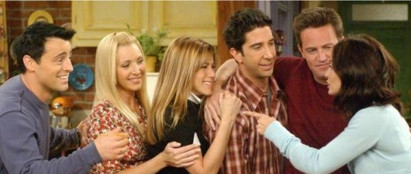 Nothing Screams 'I'll Be There For You' Like The Cast Of Friends Announcing A Reunion