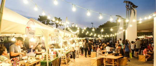 Movie Under The Stars & Other Fun Stuff You Can Experience At The Lil Flea!