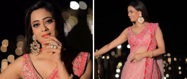 Shweta Tiwari's Sangeet Look From Her Brother's Shaadi Is Totally Steal-Worthy!