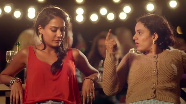 kangana ranaut in Queen with strong female character