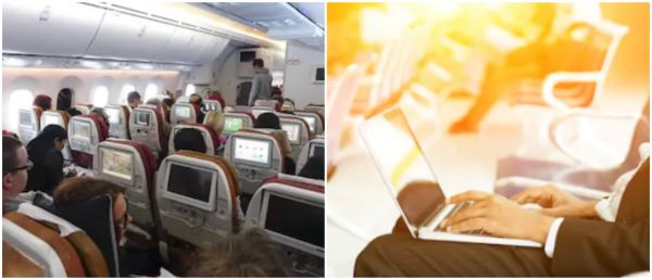 Brace Yourself For More 'Plane Wali Selfies' As Govt Approves In-Flight Wi-Fi