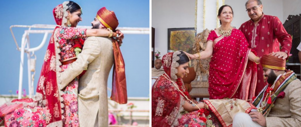 Bride Cancels Thailand Wedding Due To Coronavirus, Gets Married At Nani's House Instead!