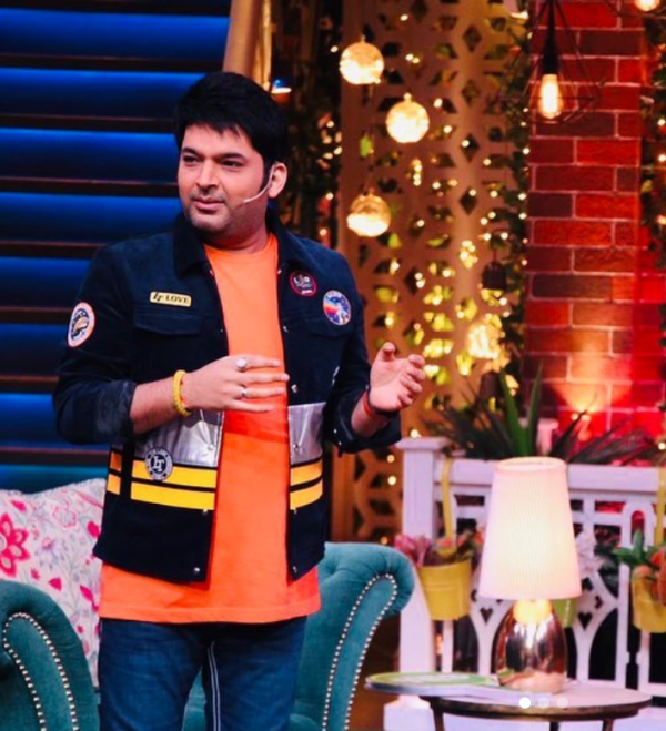 Kapil Sharma - Indian Stan-up Comedian
