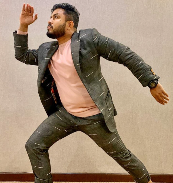 Stand- up Comedian - Abish Mathew