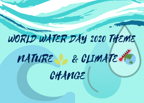 World Water Day Theme 2020