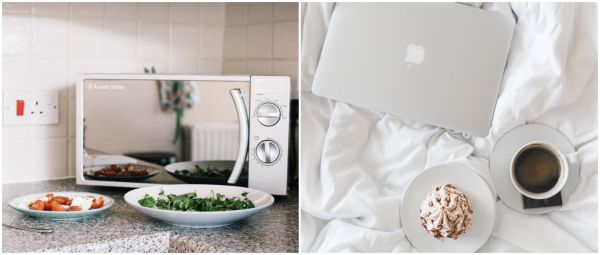Wanna Binge But Can't Step Out? Try These 7 Easy Microwave Recipes While Working From Home