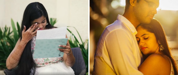 This Groom Wrote The Most Beautiful Letter To His Bride & We're Having An Awww Moment!
