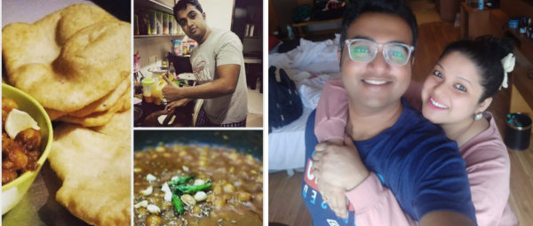 Breaking Stereotypes: This Husband Took A 6-Month Break From Work To Learn Cooking