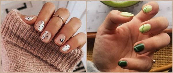 Short Nails? 7 Minimalist Manicure Designs To Give Your Hands The Cutest Makeover