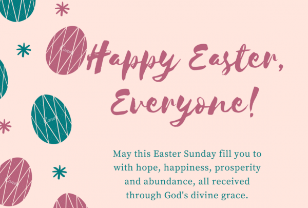 Happy Easter Messages Images For Everyone