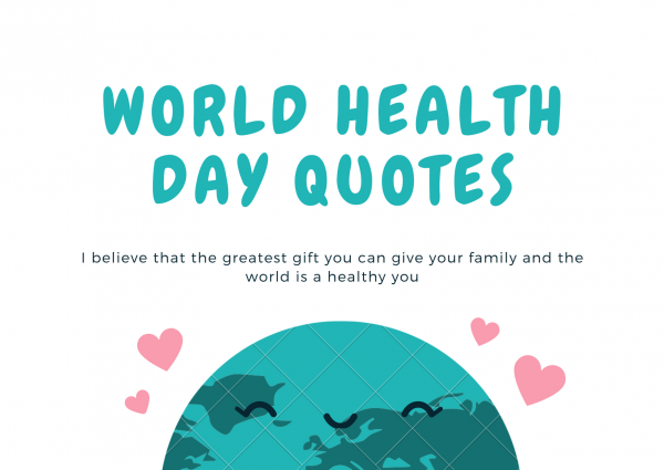 World Health Day Quotes 2020
