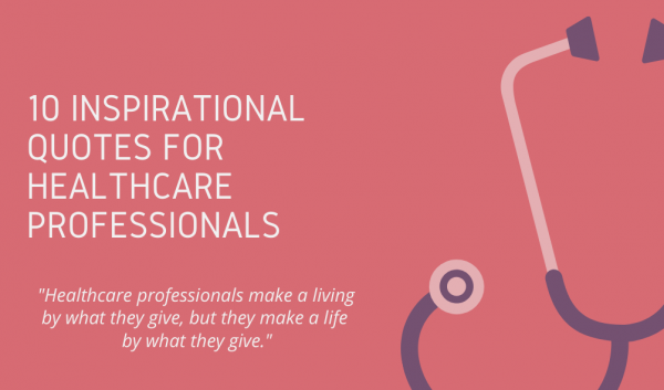 quotes for healthcare professionals